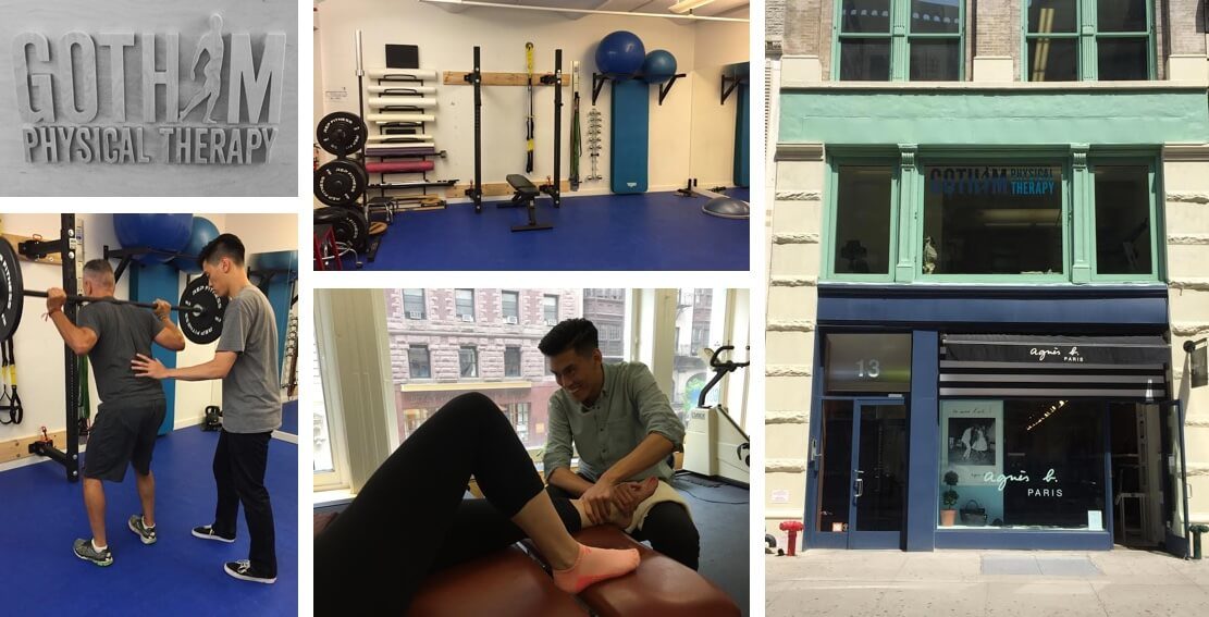 About gotham pt gotham physical therapy for 123 william street 2nd floor new york ny 10038