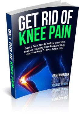 Knee pain gotham physical therapy for 123 william street 2nd floor new york ny 10038